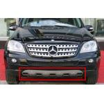 Mercedes-Benz ML350/W164 do protetor abundante do CARRO com PRATA