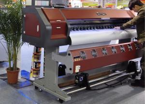 China A sublimação de alumínio Epson da tintura da máquina de impressão da folha dirige a impressora on sale