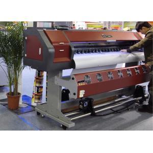 China La sublimation en aluminium Epson de colorant de machine d'impression de feuille dirige l'imprimante on sale