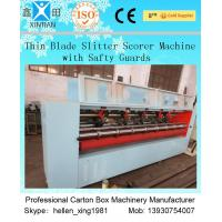 Automatic Carton Cutting Machine BFY Thin Blade Slitter Scorer Machine