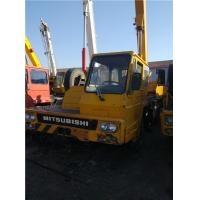 China kato 25ton used moblie crane for sale on sale