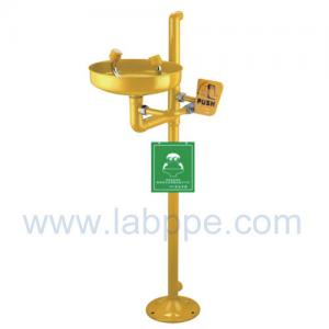 Quality SH359AY-Erect Eye wash station,SS304 material with ANSI for sale