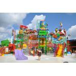 水カーテンとの子供の娯楽水運動場装置の森林様式