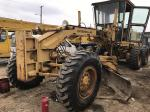 Ripper Available Used CAT Grader 12G Original Paint CAT 3306 Engine New Tires