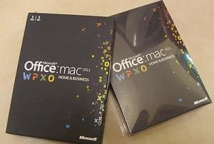 China Office MAC 2011 Home & Business 1 user Business For Utility Software on sale