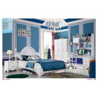 white painted gloss kids bed room set furniture,#907