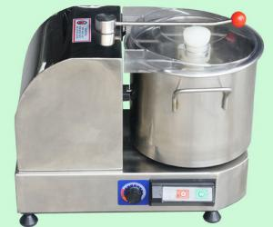 China Economic Vegetable Chopper Industrial Food Processing Equipment 100KG / H on sale