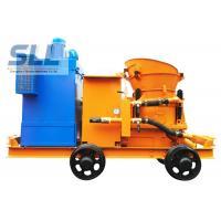 Dustless Spraying Concrete Spraying Machine Gunite Machine With Dust Collector