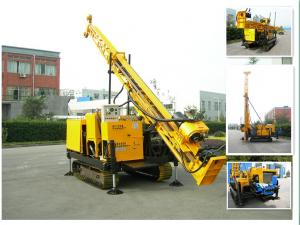China BQ NQ Mining Water Well Drilling Rig Spindle Type Mountain Area Suitable Portable on sale