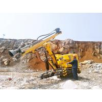 JC860 Blasting Rock Drilling Rig Hydraulic Down Hole Drill With DTH Technology