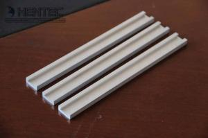 China Custom Anodized Aluminum Profile , aluminum extruded shapes for machinery on sale