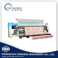 China 22 Head Computerized Embroidery Machine 76.2mm Needle Distance For Beddings on sale