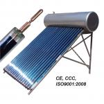 stainless steel heat pipe pressurized solar water heater