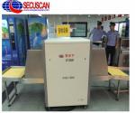 Máquinas del rayo del equipo x de la inspección del equipaje X Ray en la seguridad aeroportuaria