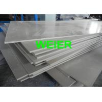 Auto PLC WPC Foam Board Production Line For Construction Template Or Furniture