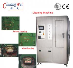 China High Quality Automatic Stencil Cleaners Water - based Steel Mesh Cleaning  Machine on sale