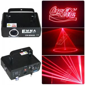 China 2000mw Red color animation laser projector with ilda 2 watt red laser projector on sale