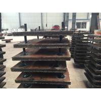 China High chrome hard surfacing metallic wear abrasion wear plate on sale