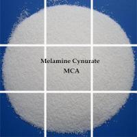 China White Fire Retardant Powder MCA Melamine Cyanurate CAS No 37640-57-6 on sale