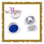 Micro jeweled dermal anchors surgical body piercing jewellery for women ornament BJ73