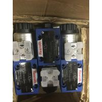 China Rexroth Directional spool valves 4WE 6 D62/EG24N9K4 MNR:R900561274 on sale
