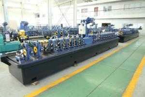 China Galvanzied Pipe Rolling Mill Machine , Seamless Tube Mill Safety on sale
