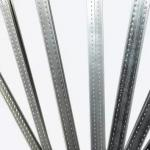 Insulating Glass Making Aluminium Spacer Bars For Double Glazing ISO Standard