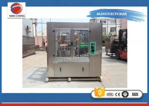 Quality High Precise Liquid Food Tin Can Filling Sealing Machine 220V 50/60Hz for sale