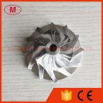K26 5326-123-2036/5326-123-2007/5326-123-2017 39.71/65.94mm 6+6 BLADES  performance aluminum 2024/milling/Billet wheel