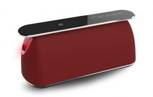 China LED Indicator Wireless Bluetooth Stereo Speaker NFC / AUX IN Touch Button on sale