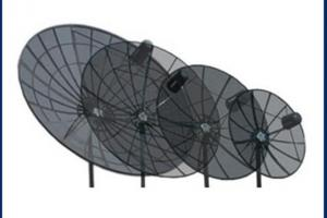 China aluminium mesh antenna on sale