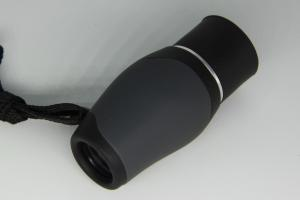 China Grey Color Pocket Monocular Telescope , 6x18 Small Powerful Monoculars For Games on sale