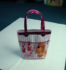 China pvc handbags,shopping bags on sale