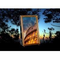 Advertising Backdrop Magic Mirror Photo Booth With 178° Wide View Angle