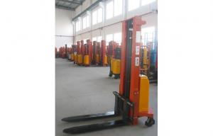China Custom SEM 10-16, 1 ton european standard semi electric hand pallet stacker on sale