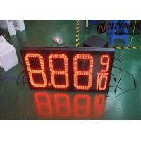 Digital Outdoor Waterproof Gas Station Led Display For USA Mexico Market
