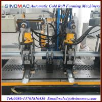 China Steel Profile Cold Forming Machine/Steel Stud Making Machine on sale
