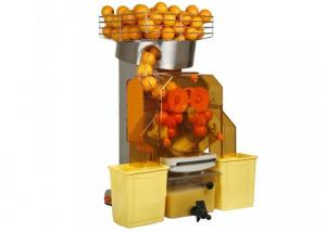 China Professional Electric Commercial Orange Juicers / Cold Pressed Juicer Machine 110V - 220V 370W on sale