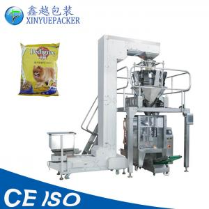 China Multi Head Automatic Weighing And Filling Machine , Potato Chips Packing Machine on sale