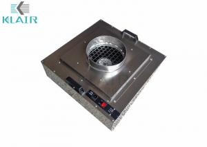 China Medical Hospital Ffu Filter Fan Unit 600 X 600 With Pre Filter / Duct Collar on sale