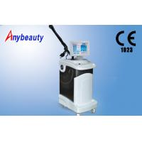 China 40W RF Laser Beauty Machine Pigment Removal And Acne Treatment on sale
