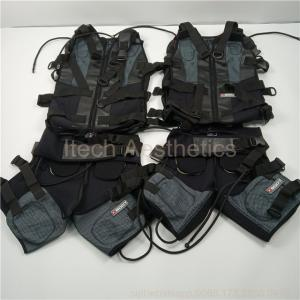 China Electric Muscle Stimulation Suit Fitness Machine EMS Massage Xbody Suit for Training on sale