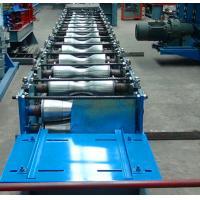Aluminum Standing Seam Metal Roof Machine 8 - 12 M / Min Production Capacity