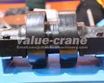 TEREX DEMAG CC1400 crawler crane track roller bottom roller