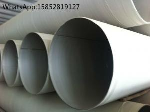 China 36 Inch SS 304 Pipe , Welding Stainless Steel Pipe Strong Corrosion on sale