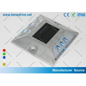 China Balise lumineuse solaire de route du trafic de la CE du courrier approuvé LED de dessinateur avec le remisage des batteries Ni-MH on sale