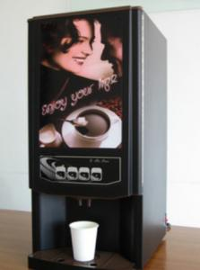 China mini desk Coffee vending Machine automatic coffee maker ce standard quality gurantee on sale