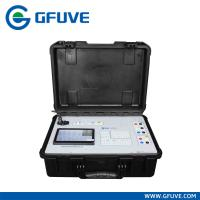 AUTOMATIC THREE PHASE WATTHOUR METER TEST AND CALIBRATION SYSTEM
