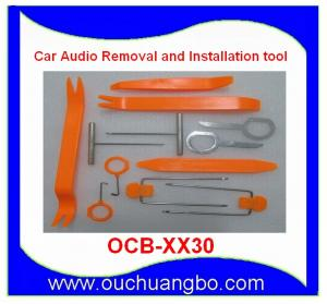 China Ouchuangbo Car Radio Door Clip Panel Trim Dash Audio Refit Removal Pry Tool Kit For Installer And Repairment on sale
