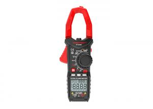 China Portable Digital Clamp Meter , TRMS Clamp Meter Current Voltage Resistance Capacitance on sale